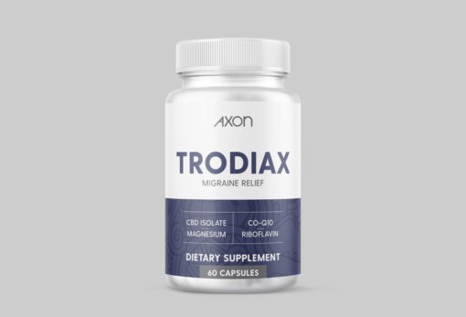 Trodiax Migraine Supplement Capsule